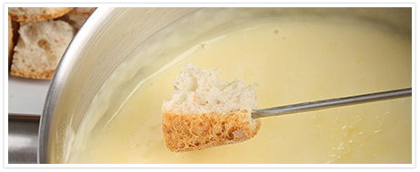 Recept Boerenkaas fondue